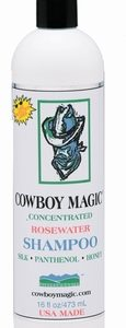 Cowboy Magic, Shampoo
