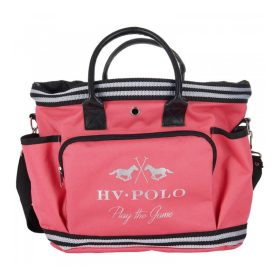 Groomingbag-Jonie-Bright-Coral-HV-Polo